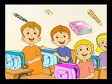 School Bag-Nursery Rhymes English
