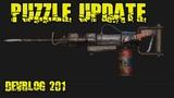 Rust Devblog 201 Puzzle update - Паззлы, новый город бандитов NPC, самодельные карты Cheper