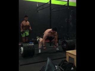 Дин Чанг - тяга 350 кг
