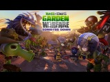 Plants vs. Zombies Garden Warfare - DLC Zomboss Down