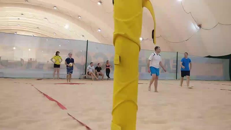 Волейбол 24.03.19