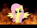 Fluttershy! (Ponified Rammstein Parody) by StableTwoStallion - Pony Music Video - semiNSFW