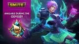SMITE - Hera's Odyssey - New Skins in Update 5.17