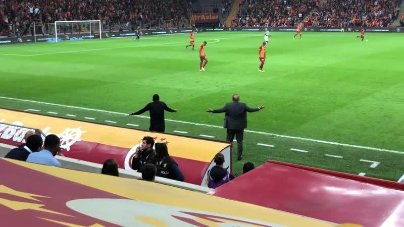 Fernando Değişiklik İstedi Fatih Terim Çıldırdı (Galatasaray-Bursaspor)