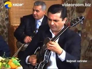 Elman Namazoglu Gitara - Negmeli Xatireler - Ay Zaur - 06.03.2013