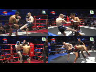 Кирилл Смирнов: лоу-кики. Max Muay Thai.