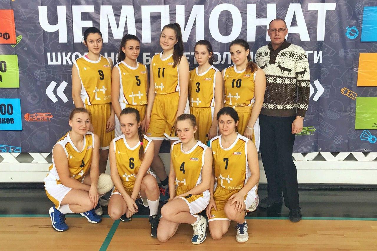 Определились все участники финала Нижегородской области ШБЛ «КЭС – БАСКЕТ»