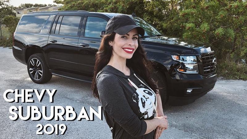 Chevrolet SUBURBAN Premier 2019. Um full-size SUV pra família INTEIRA!