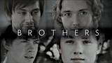 Brothers Peter &amp Edmund Francis &amp Bash