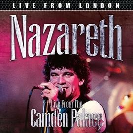 Nazareth альбом Live From London