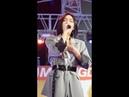 181011 SOYA(소야) - all of my life(박원)(cover) 직캠 in 명동 K-POP UNI_KON