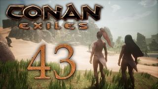 Conan Exiles - прохождение игры на русском - Грунгнир Морозный [#43]   PC