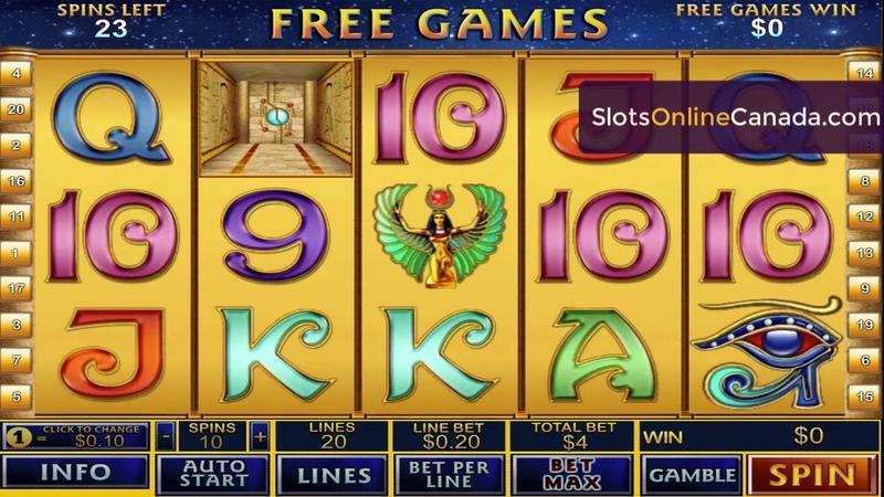 Pharaohs Secrets Online Slot WINLION88
