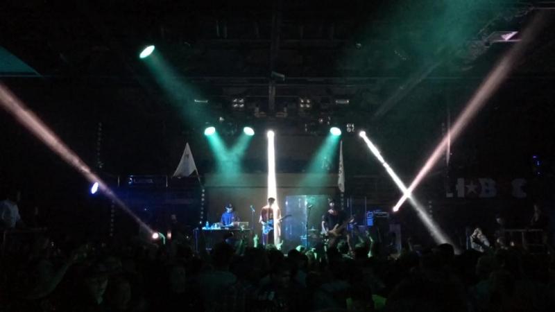 2018.09.30 - Фрагмент концерта Noize MC, Тверь, НК Paragone Home