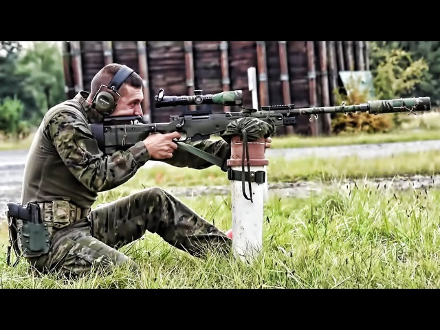 2017 European Best Sniper Squad Competition Extended