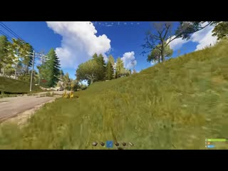 [PRICE] Построил идеальный МВК бункер в лесу на оффе Часть 1 выживание в соло   rust price