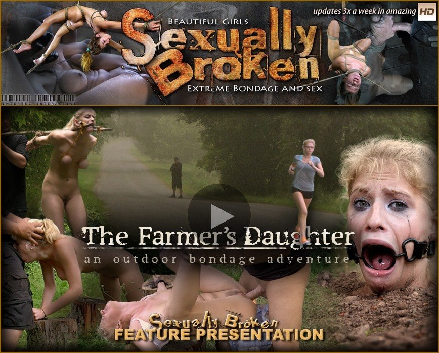 WOW The Farmer's Daughter # 1