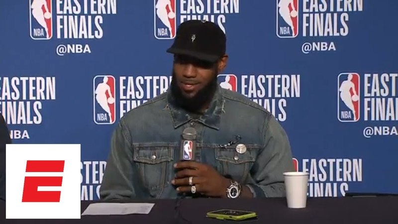 LeBron James on difficult passes in Game 3 win over Celtics: 'Don't try it at home'   ESPN