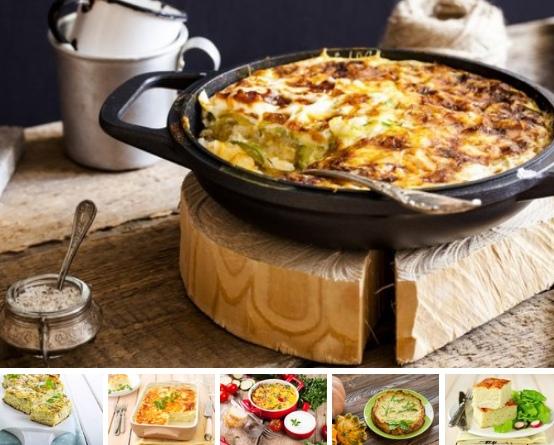 Запеканка из кабачков: ТОП-5 летних рецептов Летом, когда не хочется готовить сытные мясные блюда, овощная запеканка с кабачками будет идеальным вариантом для обеда или ужина. Запеканка из