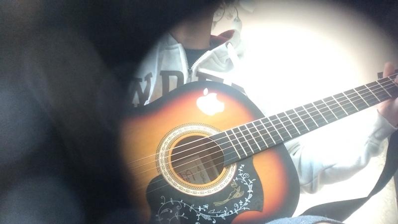 P.S.Sing on Guitar 1 Авай-Саржат-оол А