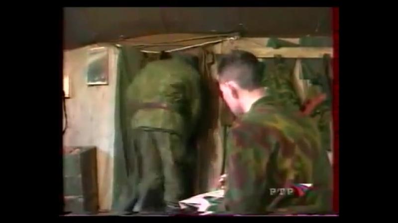 Солдатский блюз. 2001 год.Чечня.Фильм А. Сладкова