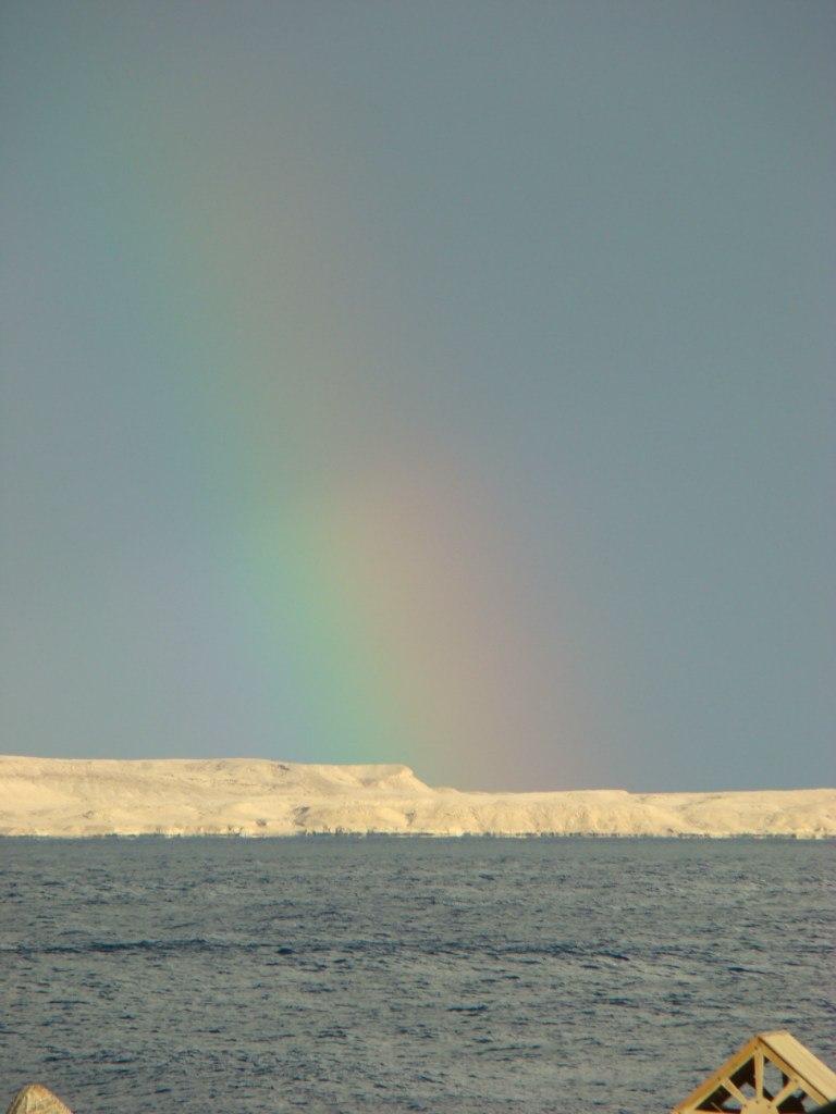 радуга в египте