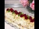 Меренговый рулет   Больше рецептов в группе Кулинарные Рецепты