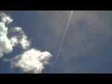 Objeto luminoso en el desierto de Wirikuta, El Venado, SLP...(al parecer un meteoro)