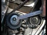 Замена и проверка ремня ГРМ у Fiat Ducato