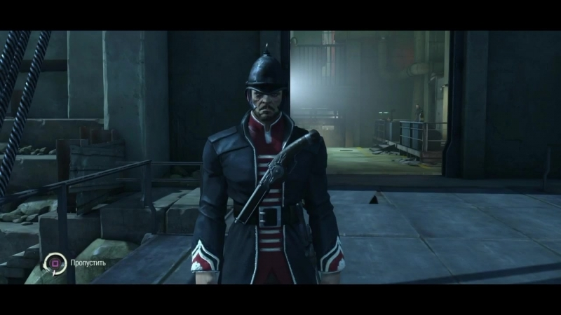 [halaxa_ gamer] Dishonored дополнение The Brigmore Witches часть 1-ая