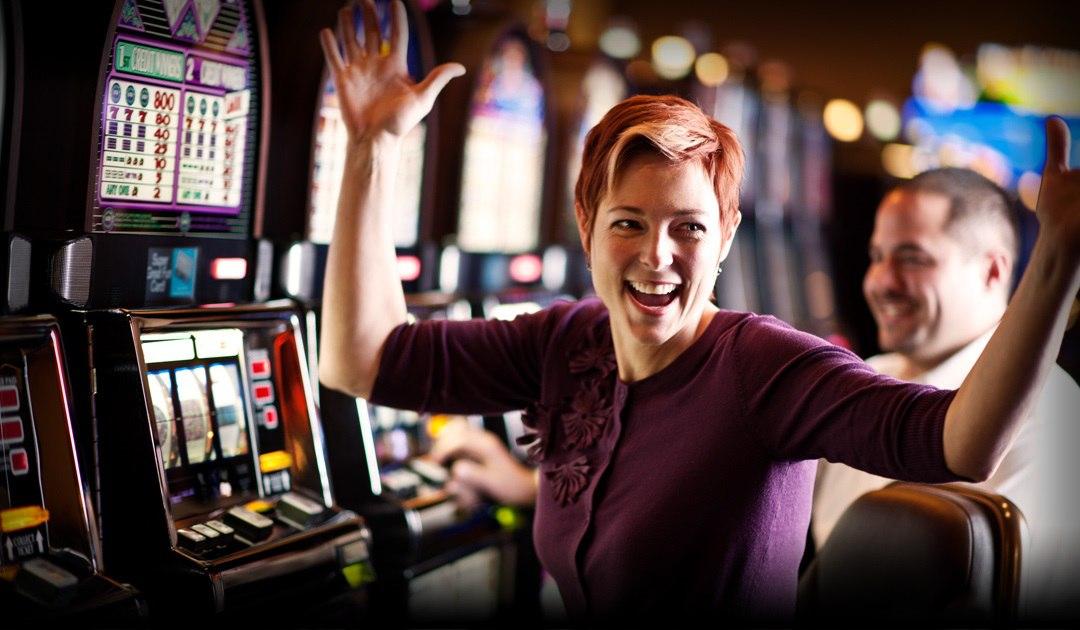 Играйте в слоты лучшего казино