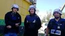 Жители Коминтерново заявили об обстрелах после приезда наблюдателей ОБСЕ