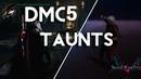 Devil May Cry 5 - Dante Nero Taunts
