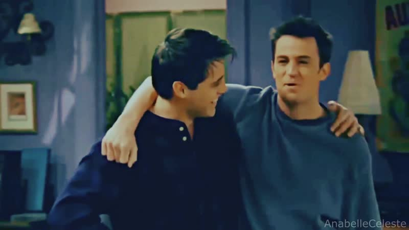 Friends Друзья Джо и Чендлер Stand by You