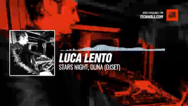 @lucalento - Stars Night, Duna (DjSet) Periscope Techno music