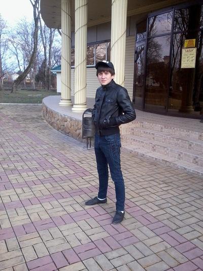 Хамуков Астемир, 12 ноября 1995, Мариинск, id188031491