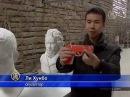 Живые скульптуры покоряют мир