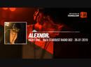 @the_alexndr. - Ibiza Stardust Radio 002 Periscope Techno music