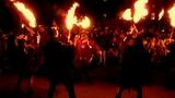 Beltane Border Morris - Haccombe at the Dark Gathering 27 10 18