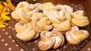 Выпекается проще простого съедается моментально Мягкое творожное печенье