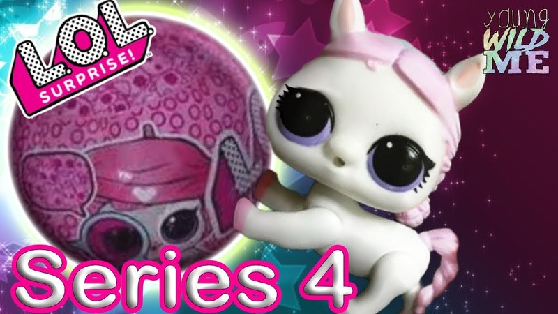 NEW LOL Surprise Series 4 Pets! LOL Dolls Pony/Horse Birds More! L.O.L. Surprise YouTube Kids