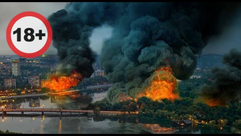 Аэропорт Донецк 26.05.14, фильм Битва за воздух Как начиналась война в Донецке