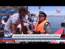 Морские патрули ГИМС продолжают проверять катера и яхты в акватории крымского побережья