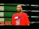Adreian Payne 2014 NBA Draft Workout - Michigan State Basketball - 2014 NBA Draft