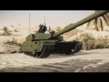 Armored Warfare: Проект Армата уже доступен в PlayStation Store.
