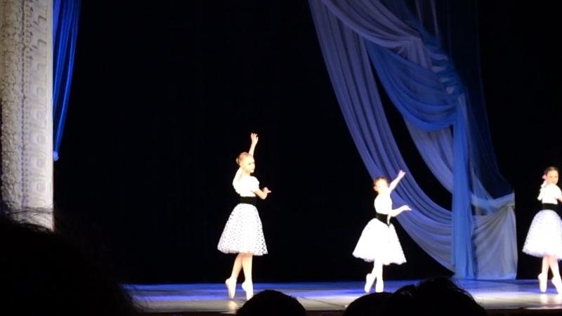 Вариация Прялок из балета Коппелия