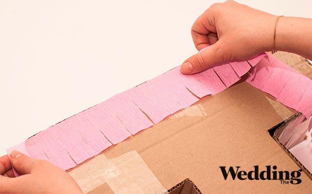 Как сделать пушистика из картона