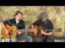 Led Zeppelin - Ramble On - Cover by Tony Brucco and Marty Schwartz