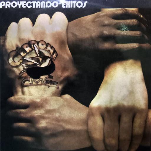 Cerrone альбом Proyectando Exitos