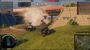 Armored Warfare Проект Армата, корнет - имба